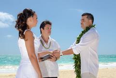 The Soares Wedding (Justin Ornellas) Tags: ocean blue justin wedding sea party portrait art beach water beautiful hawaii nikon waves  hawaiian 70200mm soares ornellas d7000 ornellaswouldgo