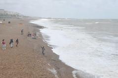 Brighton_Beach_0059 (Peter-Williams) Tags: uk sea beach sussex pier seaside brighton wave seafront groyne