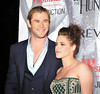 Kristen Stewart and Chris Hemsworth Australian premiere of 'Snow White and the Huntsman' at Event Cinemas Bondi Junction - Arrivals Sydney, Australia