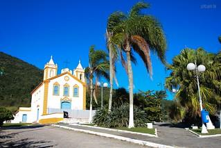 Igreja Nossa Senhora da Lapa (em restauração)  - Ribeirão da Ilha -  Florianópolis
