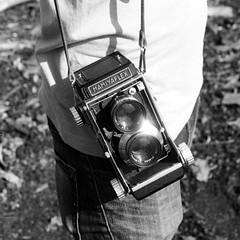 flexin'~ (asuramaru™) Tags: tlr film 50mm gold minolta kodak 200 malaysia analogue c2 squarecrop 2012 kelantan cameraporn x700 rokkor mamiyaflex bachok charcoalfactory ƒ17 bekelam localsmallindustry