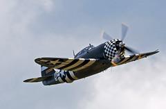 Snafu.. (mickb6265) Tags: ww2 duxford usaf tfc thunderbolt snafu thefightercollection 4225068 curtisp47g flyinglegendsairshow2012 prattwhitneyr280021