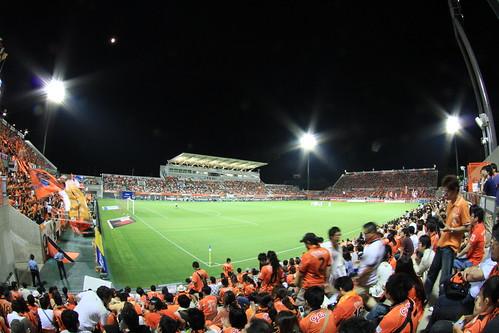 大宮アルディージャ vs 清水エスパルス @ NACK5スタジアム