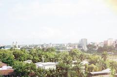 Douala (ookalieoo) Tags: port ships aerialview douala cameroon akwa