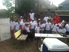 Clean Up campaing in Pilsen