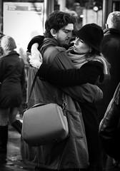 Passion (Marko Rosic) Tags: blackandwhite love holding hug couple passion