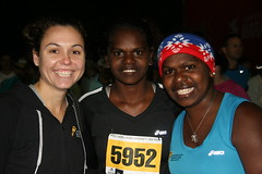 "2011 IMP squad member Bianca with fellow Weipa girls Anna and Nicky • <a style=""font-size:0.8em;"" href=""https://www.flickr.com/photos/64883702@N04/7499490278/"" target=""_blank"">View on Flickr</a>"