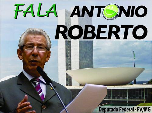 Fala Antônio Roberto