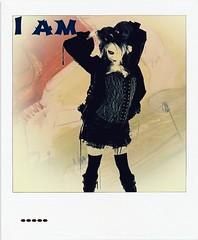 I am...... (doyoubleedlikeme) Tags: model media photos exhibition identity iam vividstriking mygearandme nineteen68
