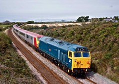 50044 Angelsey (Andy Wills.) Tags: ty exeter croes 50044