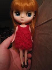 First middie dress