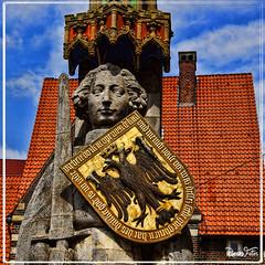 Bremen (RiesenFotos) Tags: germany deutschland roland bremen marktplatz 2012 hansestadt riesenfotos