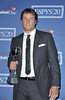 Matthew Stafford 2012 ESPY Awards - Press Room at the Nokia Theatre L.A. Live Los Angeles, California
