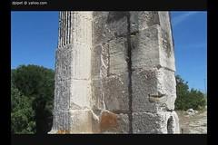 le pont Flavien de St-Chamas (Dominique Lenoir) Tags: bridge france puente video roman ponte pont bro brug provence brcke romain southfrance silta stchamas 13250 saintchamas dominiquelenoir
