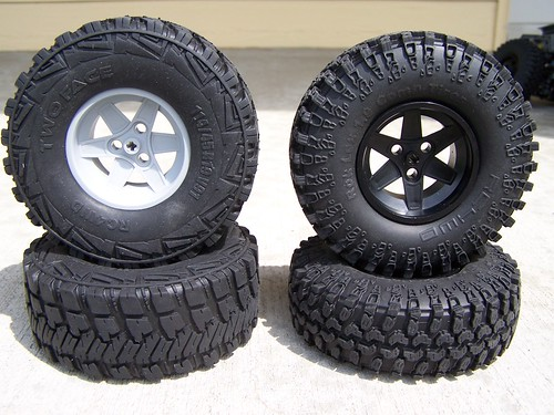 two face wheel lego offroad tire technic 19 44772