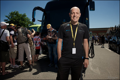 Team SKY manager Dave Brailsford