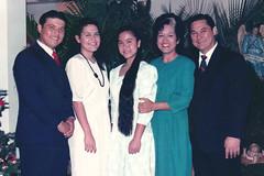 Governor Joseph Ada Family Portrait