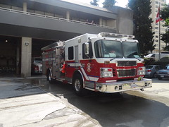Vancouver Fire Spare CAFS Engine (Canada EmergencyBuff 102) Tags: rescue vancouver fire engine sirius spare services spartan gladiator smeal cafs vfrs