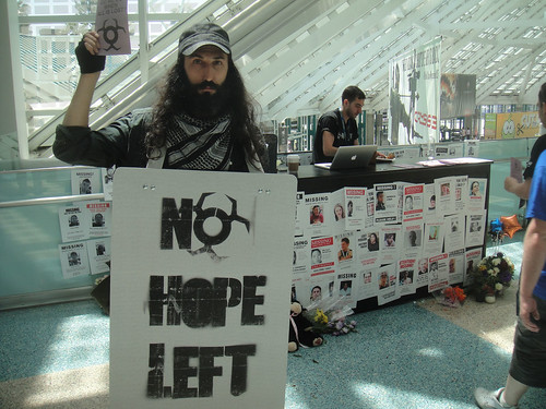 E3 Expo 2012 - Resident Evil 6 No Hope Left campaign