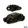 Tiny Tumbler (60% _Tiler's) (ZetoVince) Tags: car dark greek lego vince tiny batman vehicle knight batmobile tumbler turbos zeto zetovince