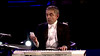 Rowan Atkinson appears at ' The Opening of the Olympic Ceremony ' as he performs with Sir Simon Rattle and the Orchester. Shown on BBC1 HD London, England