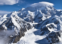 Mount McKinley 2 (doveoggi) Tags: snow mountains alaska fromtheair denalinationalpark 7044 the4elements bestcapturesaoi photocontesttnc12 dailynaturetnc12 dailynaturewinner