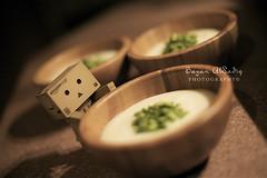 Mhalabeyya (Bayan AlSadiq) Tags: food eat saudi ksa foodphotography danbo ramdan رمضان ramdhan اكل danboard مهلبيه revoultech