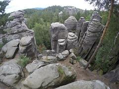 G0323476 (Tom Vymazal) Tags: goprohero4 gopro hero4 hory esk republika rozhledna vyhldka skly skaln msto prachovsk panoramata stezky jn hrad kost trosky cyklovlet pamtky