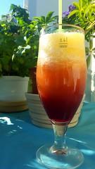 Scandinavian tropics (blondinrikard) Tags: rumdrink rumcoctail balcony sweden summer warm sunny drink passthetime