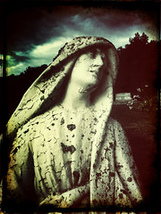 (they call her out by her name) (BMZYGrace) Tags: mary virginmary statue catholic
