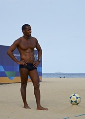 Footvolley (alobos Life) Tags: footvolley sport futbol sand arena boy guy garoto cute nice beautiful sunga speedo water beach playa funny enjoying rio de janeiro brasil brazil have fun outdoors candid brazilian brasileo futevolei 2016 copabana
