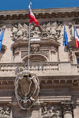 Hotel de Ville Details (Scott_Nelson) Tags: marseille provencealpesctedazur france fr travel mediterranean
