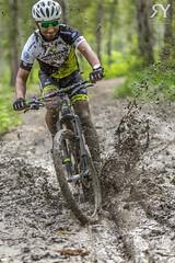 Mud Wash! (ram.yadav0022) Tags: dirt biking bike cycling cyclist rider mtb mud splash slush sports adventure sportsphotography jungle forest speed fun extreme exploration merida monsoon photographyforlife delhi india canon tamron mountainbike offroad