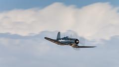 Vought's Corsair (hotdog.aviation) Tags: aviation aviationhistory worldwar2 worldwarii airshow2016 planesoffame corsair f4u1corsair voughtcorsair voughtf4u1corsair