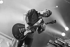 (Olavo Samuel Costa) Tags: livemusic concert music blackandwhite guitar arplayer guitarplayer