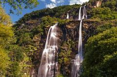 Cascate Acquafraggia (asecchi) Tags: cascate waterfall acquafraggia landscape paesaggio valdimello