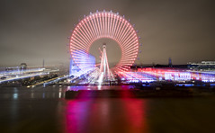 A Proper Eye ! (jzakariya) Tags: london eye thames river long exposure with zoom creep england united kingdom jawad zakariya nikon d500
