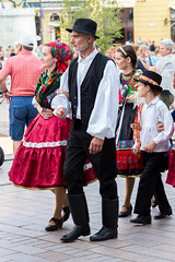 International folk dance festival, Pcs of Hungary (digoarpi1) Tags: art artist audience pecs black clothe color colorful costume country cultural culture dance decoration editorial entertaiment summer festival folk friendship fun happiness holiday hungarian hungary international musical nation people perform performance person place red region show traditional travel village white august senior