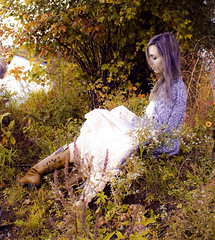(Carli Vgel) Tags: carlivgel magic wit witchy autumn fall nature portrait selfportrait equinox surreal
