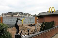 Signs McDonald's Major Refurbishment Rebuild Melton Mowbray Leicestershire (@oakhamuk) Tags: mcdonalds major refurbishment rebuild melton mowbray leicestershire httpmartinbrookesblogspotcouk201609mcdonaldsmajorrefurbishmentrebuildhtml