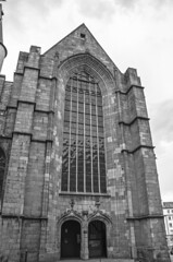 DSC_5668 Eglise Saint-Germain. Rennes (2) (yves62160) Tags: edifices religieux eglises bretagne rennes architecture