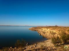 Partie de pche au milieu du Sahara (Ath Salem) Tags: algrie bchar taghit beni abbes kenadsa barrage djorf torba dsert sahara tourisme dcouverte palmeraie           dunes zousfana saoura