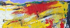 MITTELMEERKSTE (CHRISTIAN DAMERIUS - KUNSTGALERIE HAMBURG) Tags: moderne norddeutsche malerei landschaftsmalerei werke bilderwerk hamburg wer malt bilder acryl kunstgalerie auftragsmalerei auftragskunst acrylmalerei hafencity bildergalerie galerie container schiffe elbe hafen rapsfelder schleswigholstein
