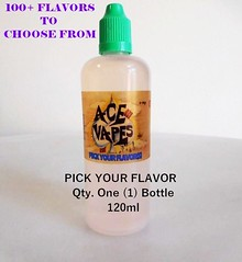 Vape Juice PICK YOUR FLAVOR USA 120ml E Liquid 0 Nicotine E Juice 100+ Flavors (wupplesvape) Tags: 100 120ml flavor flavors juice liquid nicotine pick vape