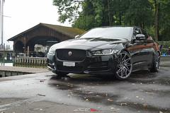 Jaguar XE on true directional wheels by ACE Alloy (ACEALLOYWHEEL/AMF FORGED) Tags: ace acealloy acealloywheel driven directionalwheels jaguar xe jag luxury vehicles luxury4play cars car carswithoutlimits aftermarket wheels rims black photos