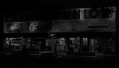 Dark Roast (TwinCitiesSeen) Tags: blackandwhite fair statefair minnesota minnesotastatefair saintpaul canont3i tamron2875mm