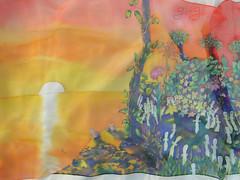 hatiffnat_02 (Gi--Gi) Tags: moomins hattifattener шелк батик холодныйбатик роспись ручнаяработа хендмейд хемуль хатифнатты снусмумрик снифф мумимама мумипапа мумитролль фрекенснорк сказка handmade silk accessorize tove jansson moomin