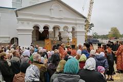 26. Престольный праздник в Святогорске 30.09.2016