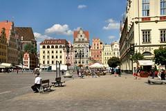 wroclaw, salt square (atsjebosma) Tags: market salt square plein houses softtones atsjebosma wroclaw poland polen 2016