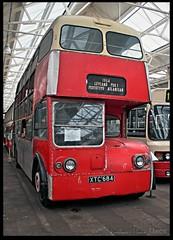 Prototype-Atlantean (zweiblumen) Tags: leylandpdr1 1954 atlantean bus classic vintage northwestmuseumofroadtransport sthelens merseyside england uk hdr canoneos50d polariser zweiblumen